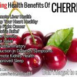 Top 10 Amazing Health Benefits Of Cherries