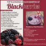Top 10 Amazing Health Benefits Of Blackberries