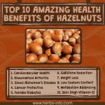 Top 10 Amazing Health Benefits Of Hazelnuts