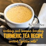 "Amazing ""Golden Milk"" Turmeric Tea Recipe"
