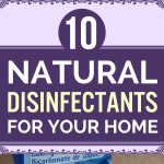 10 Natural Disinfectants For Your Home