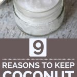 9 Reasons To Keep Coconut Oil In Your Bathroom