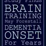 Researchers Find Brain Training Exercise That Lowers Dementia Risk By Up To 48%