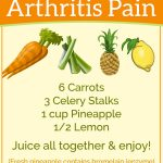 This Amazing Juice Blend Provides Support For Arthritis Pain