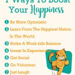 7 Science-Supported Ways To Boost Your Happiness