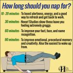 How Long Should You Nap For