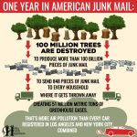 One Year In American Junk Mail