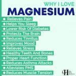Why I Love Magnesium