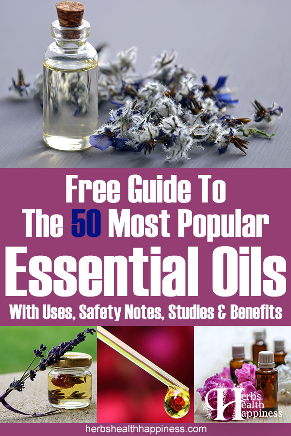 Free Guide To Essential Oils