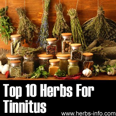 Herbs For Tinnitus